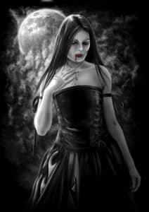 Як стати реальним вампіром