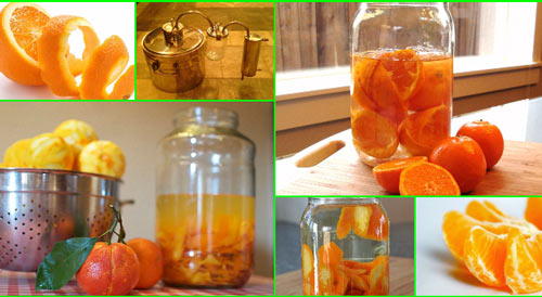 Самогон из мандарина рецепт62