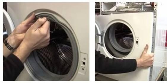 Установка стиральной машины электролюкс своими руками 2
