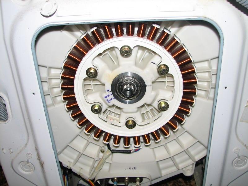 Ремонт стиральной машины своими руками lg замена подшипника 93